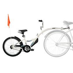 Vélo suiveur co-pilote enfant