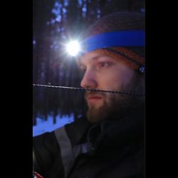 Lampe frontale MOONBEAM 40 lumens