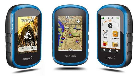 GPS VELO ETREX TOUCH 25 & 35 POUR VELO