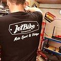 Tee-shirt JETBIKE Motorcycles