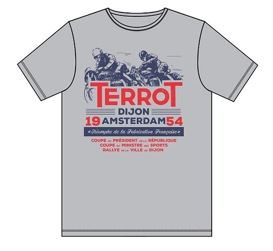 """Teeshirt TERROT """"triomphe"""""""