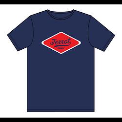 "Teeshirt TERROT ""emblem"""