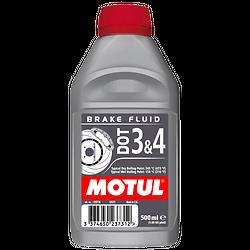 DOT 3&4 Brake Fluid