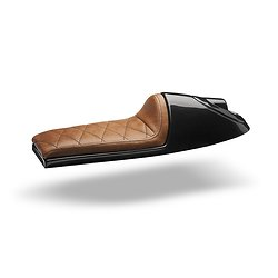 Selle C.Long Classic A Marron