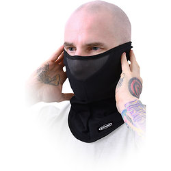 Demi-masque extensible Black