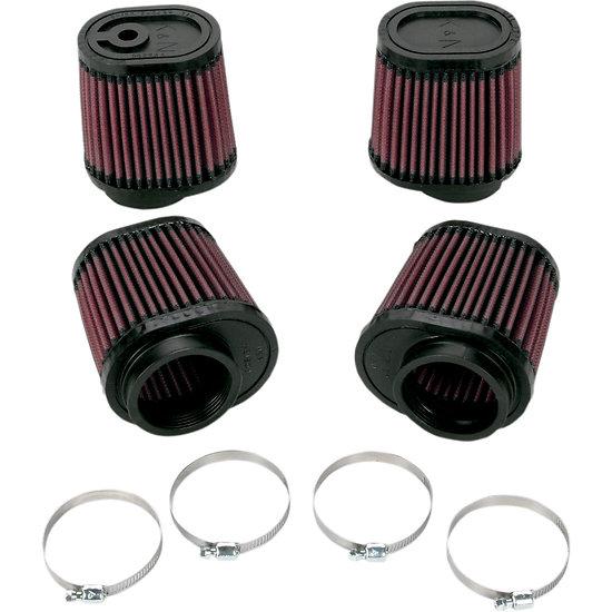 Filtre à air K&N ovale RU-2989
