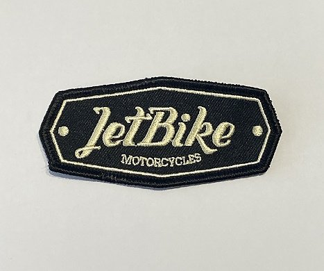 Ecusson JETBIKE Motorcycles