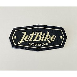 Ecusson JETBIKE Motorcycles