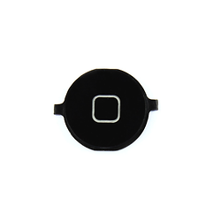 Bouton Home Noir / Blanc iPhone 4