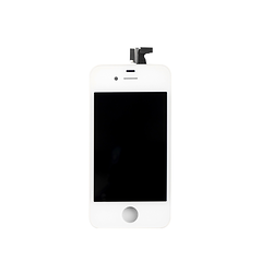 LCD Lens Display Touch Screen Digitizer assembly iPhone 4 White