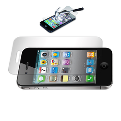 Tempered Glass Screen Protector iPhone 4/4s