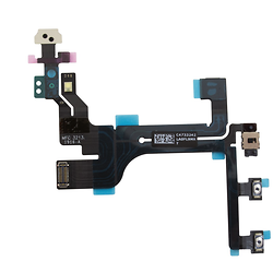 Nappe Power On/Off + Vibreur + Volume iPhone 5C