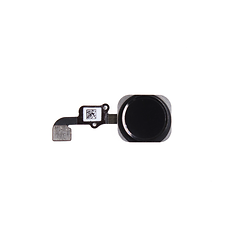 "Home Button Flex Cable Black iPhone 6S (4,7"")"