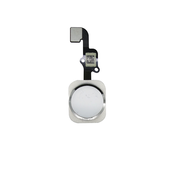"""Nappe Bouton Home Blanc iPhone 6S (4,7"""")"""