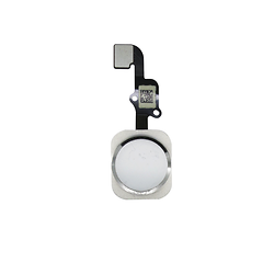 "Home Button Flex Cable White iPhone 6S (4,7"")"