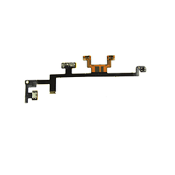 Nappe Power On/Off + Vibreur + Volume iPad 4 A1458 - A1459 - A1460