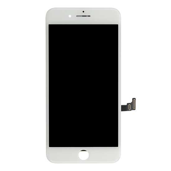 "Ecran Complet Tactile LCD sur chassis iPhone 8 (4,7"") blanc"
