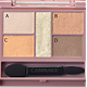 Canmake - Perfect Stylist Eyes - Palette fards à paupières (16 Double sunshine)