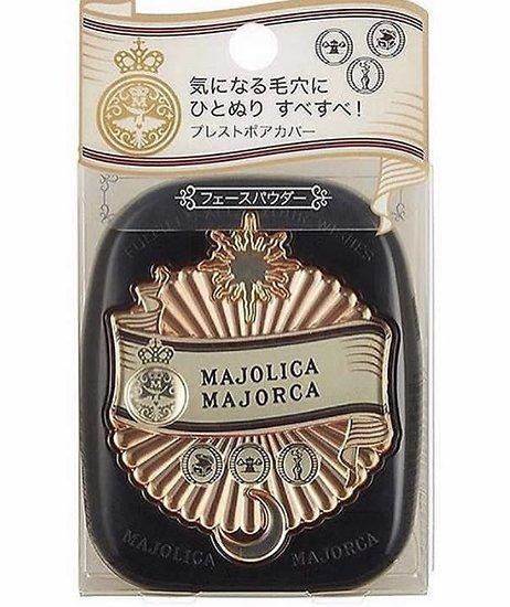 Shiseido - Majolica Majorca - Poudre compacte anti pores