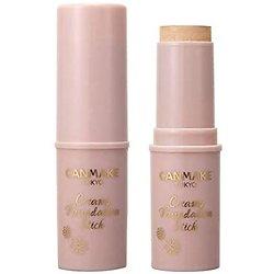 Canmake - Creamy Foundation Stick - Fond de teint stick (03 Beige très clair) SPF50+ PA++++