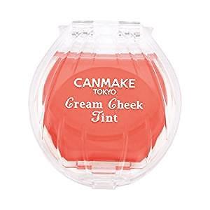 Canmake - Fard à joue crème (#5 sweet apricot)