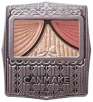 Canmake - Juicy pure eyes Fard à paupière (12 Chai tea rose)