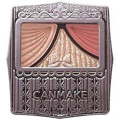 Canmake - Juicy pure eyes Fard à paupière (12 Chai tea rose)