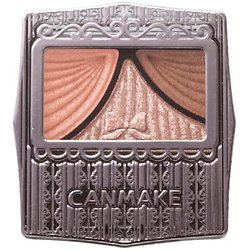 Canmake - Juicy pure eyes Fard à paupière (06 Baby apricot pink)