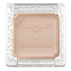Canmake - Base paupières - Eyeshadow base (PP Pink pearl)
