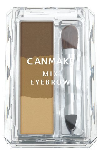 Canmake - Poudre sourcils (03 Brun clair)