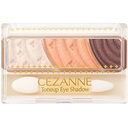 CEZANNE - Toneup eye shadow (06 orange)