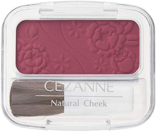 CEZANNE - Natural cheek - Blush (16 cassis rose)