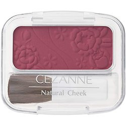 CEZANNE - Natural cheek - Blush (16 cassis rose)