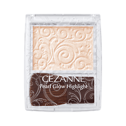 CEZANNE - Pearl glow highlight (01 champagne beige)