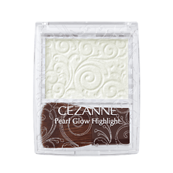 CEZANNE - Pearl glow highlight (03 aurora mint)