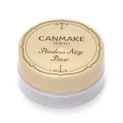 Canmake - Poreless airy base - Base anti pores (01 pure white)
