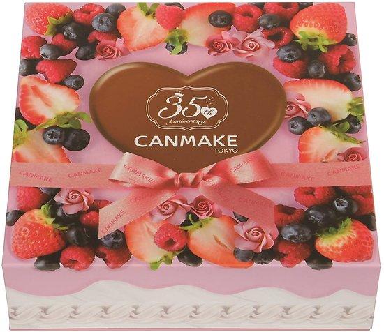 Canmake - Coffret limité spécial 35ème anniversaire