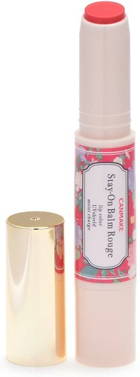Canmake  - Stay-On Balm Rouge (13 milky alyssum)