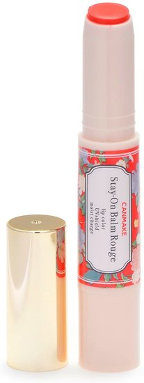 Canmake  - Stay-On Balm Rouge (14 poppy bouquet)