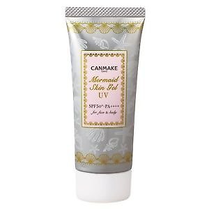 Canmake - Mermaid Skin Gel UV SPF 50+ PA++++ (01 Transparent)