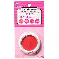 Do Best Tokyo - AC Makeup- Crème lèvres et joues (01 Rouge clair)