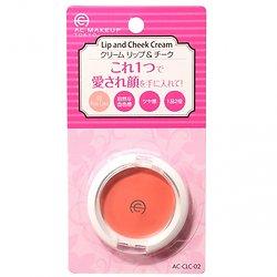 Do Best Tokyo - AC Makeup- Crème lèvres et joues (02 Pur corail)