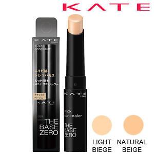 Kanebo - Kate - Stick correcteur A (Beige naturel)