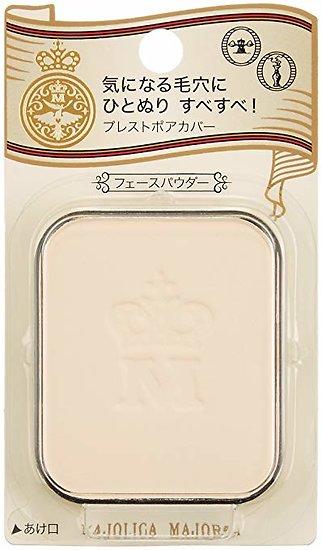Shiseido - Majolica Majorca - Poudre compacte anti pore (recharge)