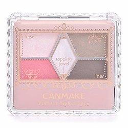 Canmake - Palette fard à paupière Perfect Stylist Eye (07 Gâteau framboise)