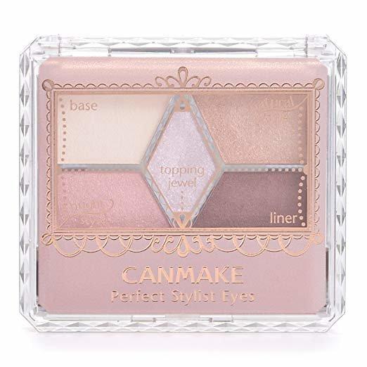 Canmake - Palette fard à paupière Perfect Stylist Eye (05 Pinky chocolat )