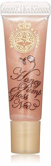 Shiseido - Majolica Majorca Honey Pump Gloss Neo BE145