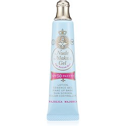 Shiseido - Majolica Majorca - Fond de teint Nude Makes Gel normal beige (NB)