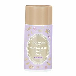Canmake - Marshmallow finish base - Base de teint (oil block)