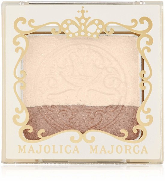 Shiseido - Majolica Majorca - Fard à paupière Open your eyes (BE101)